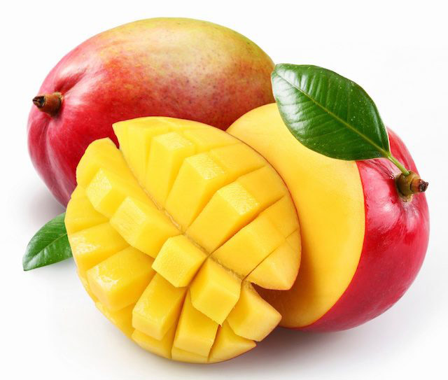 Nutritional Value Of Mangos