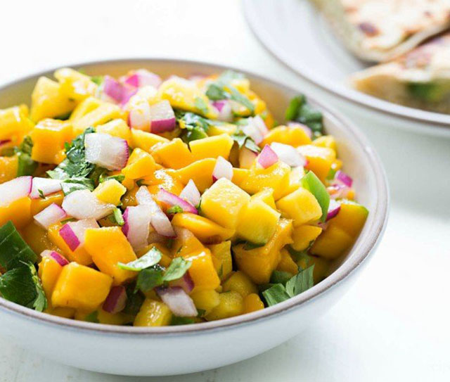 ALL-PURPOSE MANGO SALSA